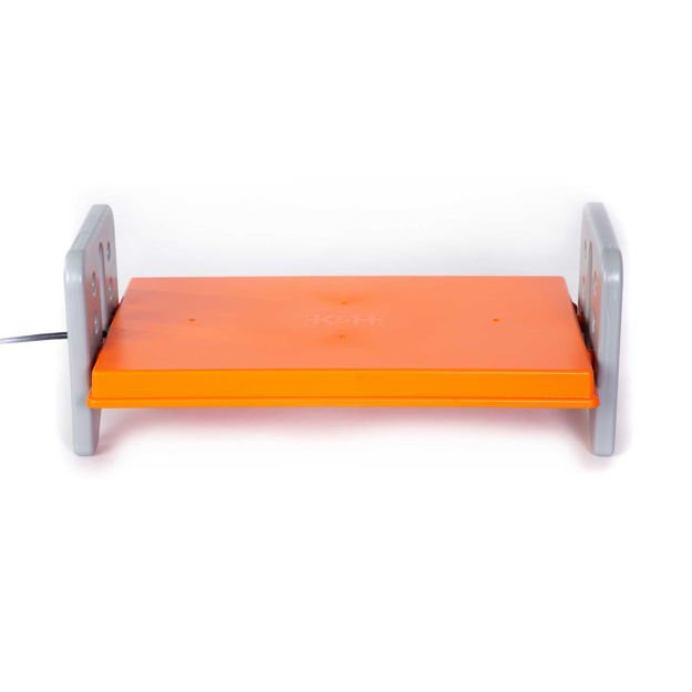 """Picture of K&H Pet Products Thermo-Poultry Brooder Large Orange 11.5"""" x 20"""" x 8"""""""