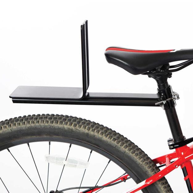 K&H Pet Products Universal Rear Bike Mount Black
