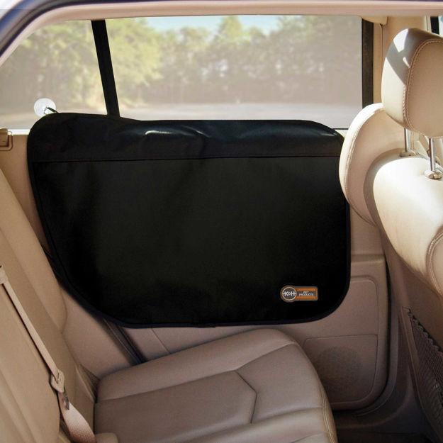 """K&H Pet Products Vehicle Door Protector Black 19"""" x 27"""""""