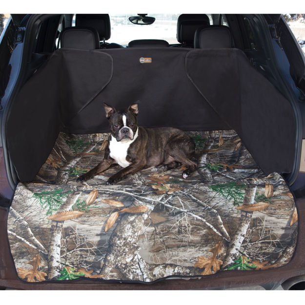 "Picture of K&H Pet Products Realtree Vehicle Cargo Cover Camo 52"" x 40"" x 18"""