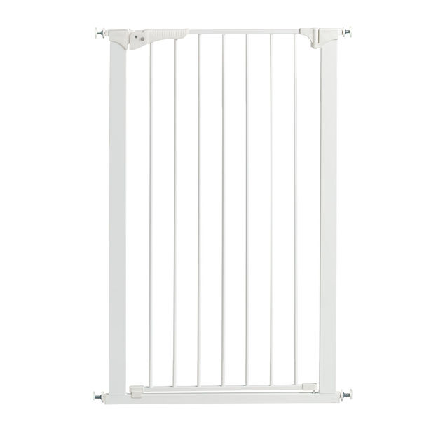 "Picture of Kidco Command Tall Pressure Pet Gate White 29"" - 32"" x 1.75"" x 42"""