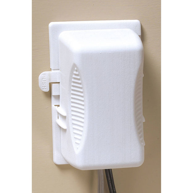 Picture of Kidco Outlet Plug Cover White
