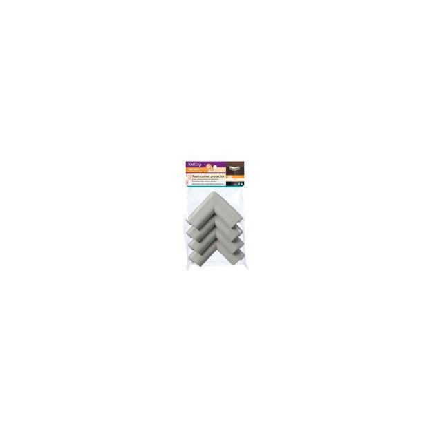 Picture of Kidco Foam Corner Protectors 4 pack Gray