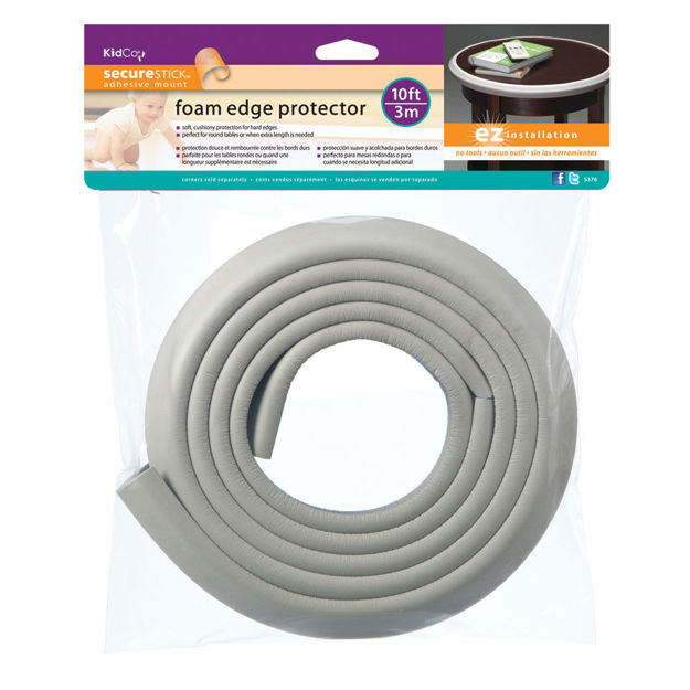 Picture of Kidco Foam Edge Protector Gray