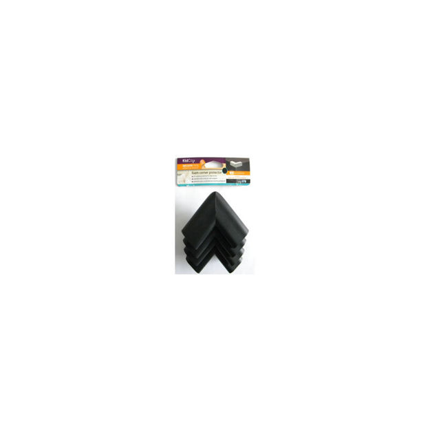 Picture of Kidco Foam Corner Protectors 4 pack Black