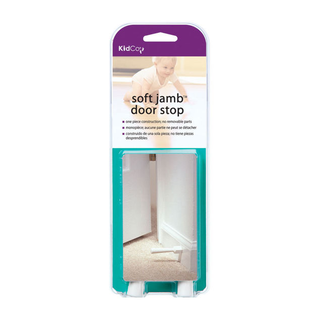 Picture of Kidco Soft Jamb Door Stop 3 pack White