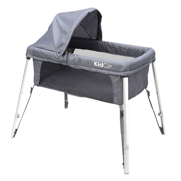 """Picture of Kidco DreamPod Travel Bassinet Gray 23"""" x 41.5"""" x 38"""""""