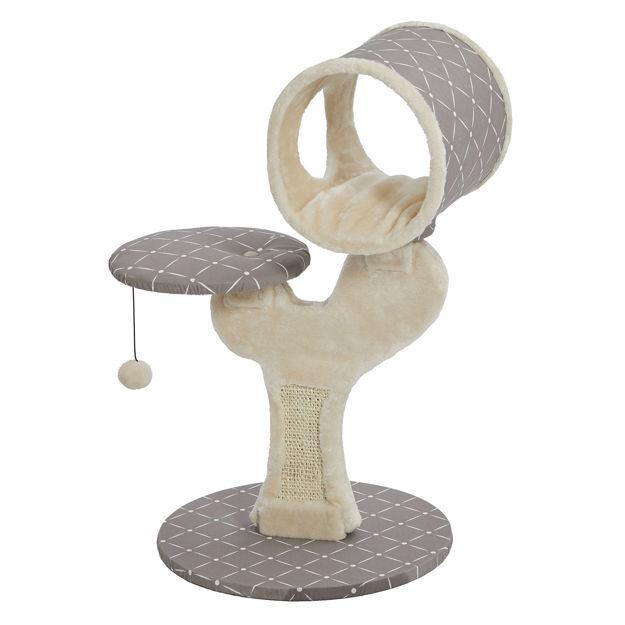 "Picture of Midwest Feline Nuvo Salvador Cat Furniture Mushroom 22"" x 17.75"" x 30.75"""