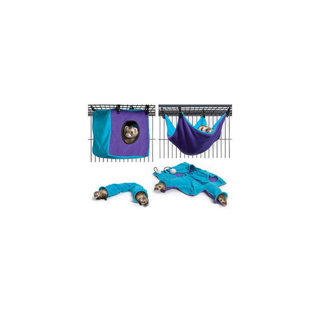 Picture of Midwest Nation Accessory Kit 3 Teal / Purple