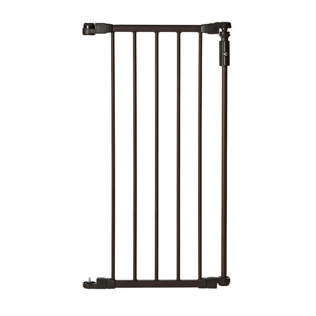 """Picture of North States 6-Bar Extension for Extra-Wide Windsor Arch Petgate Matte Bronze 15"""" x 30"""""""