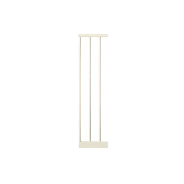 """North States 7 inch Extension for Easy-Close Gate White 7"""" x 29"""""""