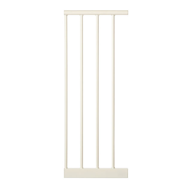 "Picture of North States 10.5 inch Extension for Easy-Close Gate White 10.5"" x 29"""