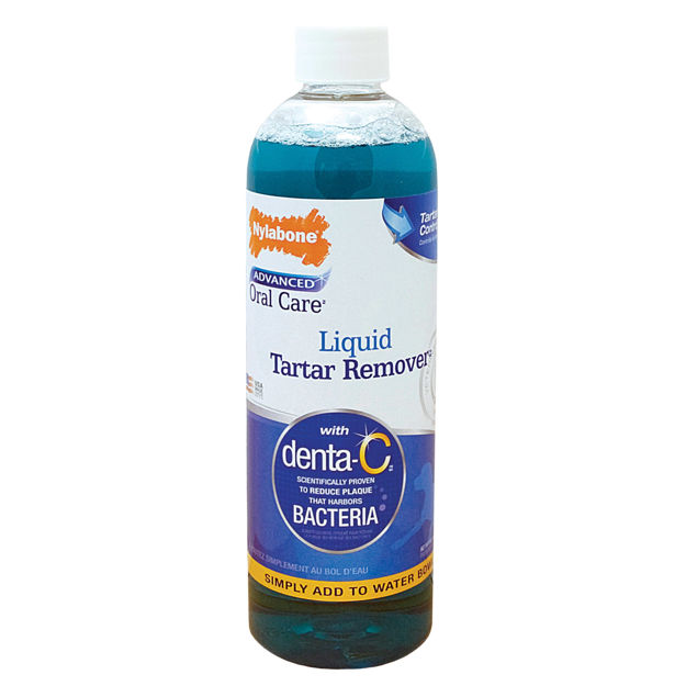 Nylabone Advanced Oral Car Liquid Tartar Remover 16 ounces