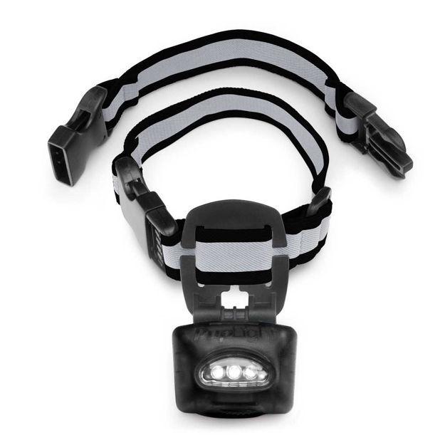 PupLight Dog Safety Light Version 2 Black
