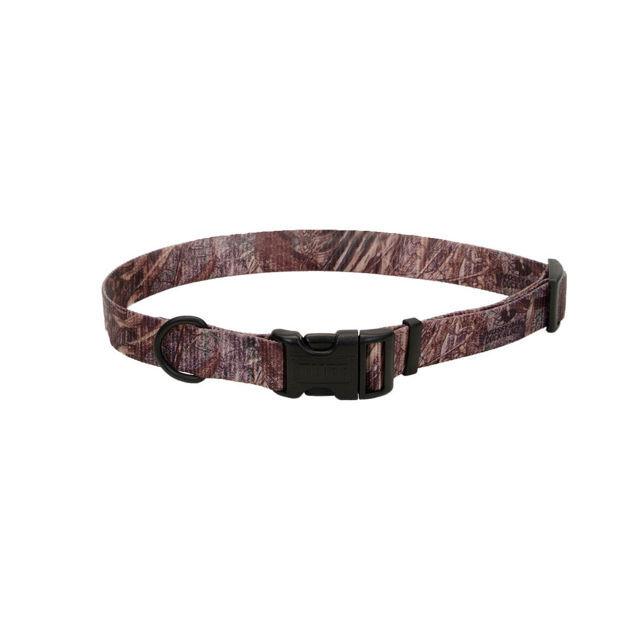"Remington Adjustable Patterned Dog Collar Camo 20"" x 1"" x 0.2"""
