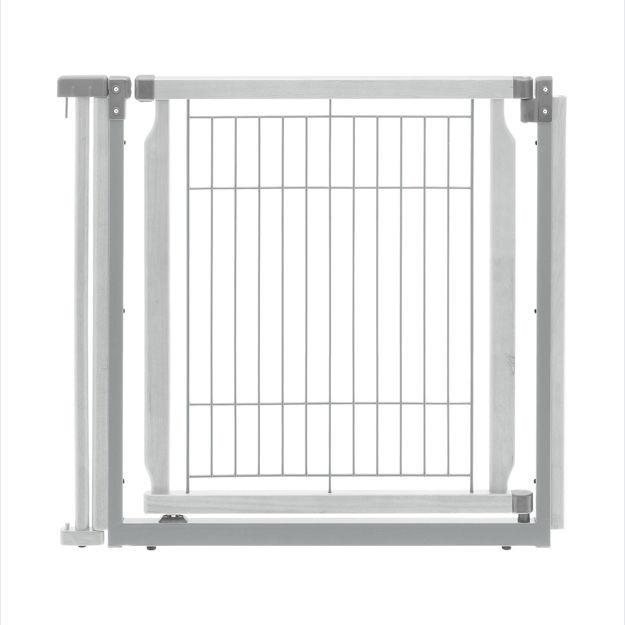 "Richell Convertible Elite Additional Door Panel Origami White 33.9"" x 1.4"" x 31.5"""