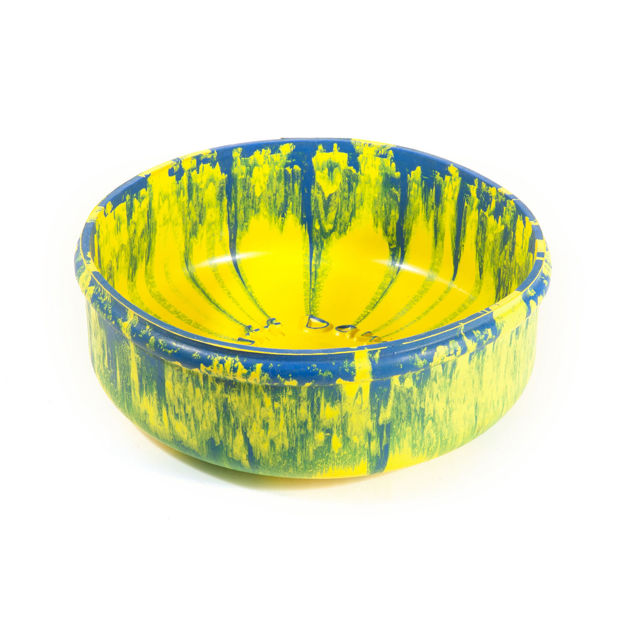 """Picture of Ruff Dawg Rubber Bowl Regular 8"""" x 8"""" x 3"""""""