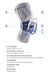 genutrain brace knee description