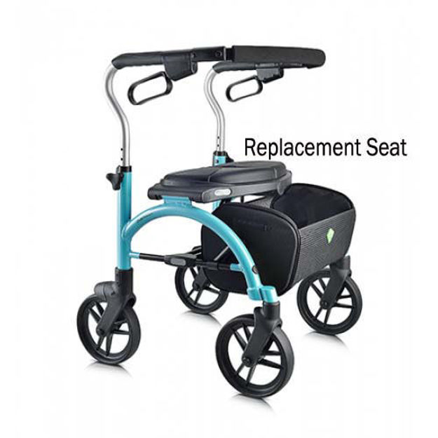 replacement seat for evolution lite walker