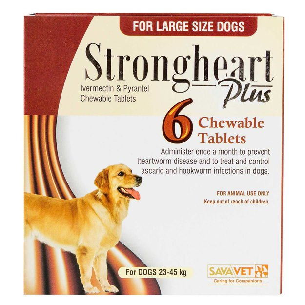 Strongheart plus chewables generic