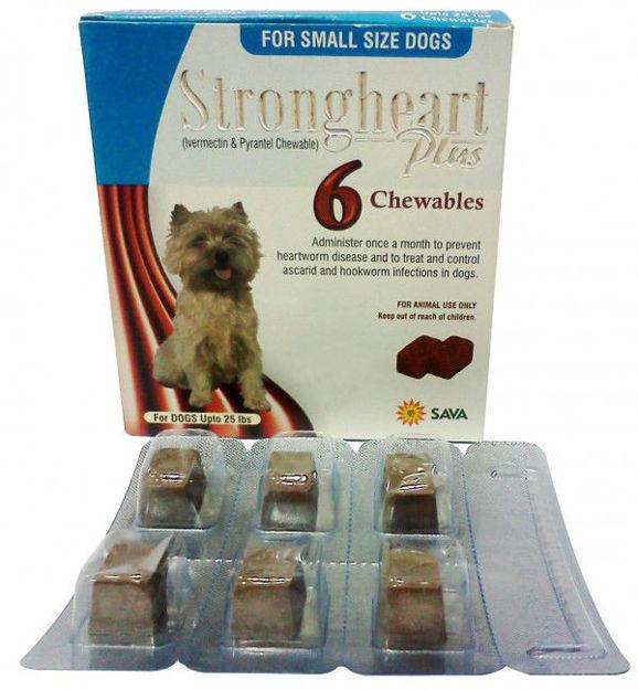 generic heartgard plus small dog