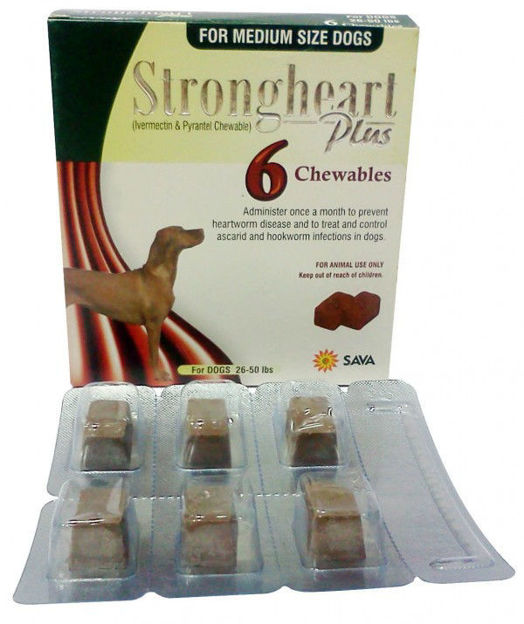heartgard plus generic medium dog
