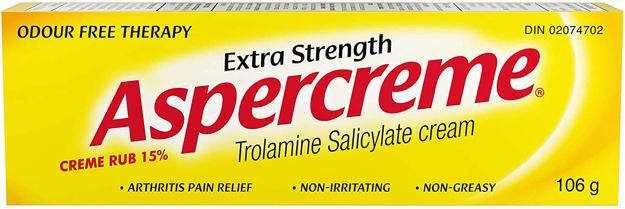 aspercreme 15% extra strength from Canada